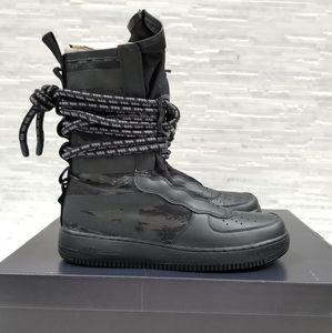 New SF NIKE Air Force 1 High Black